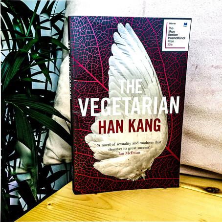 The Vegetarian by Han Kang - Book Club Review