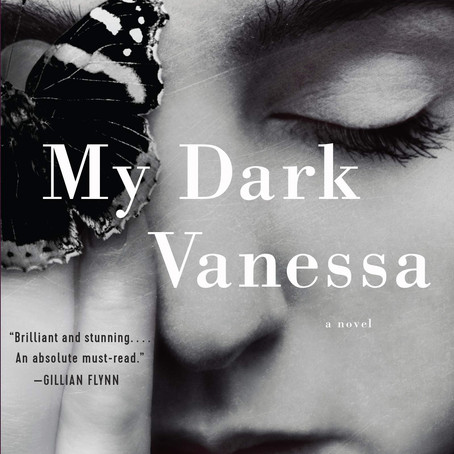 My Dark Vanessa by Kate Elizabeth Russell - Book Club Review