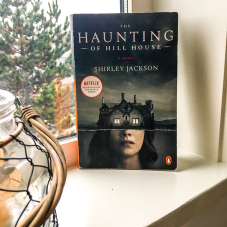 The Haunting of Hill House by Shirley Jackson - Book Review