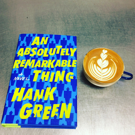 A Beautifully Foolish Endeavor by Hank Green - Book Club Review