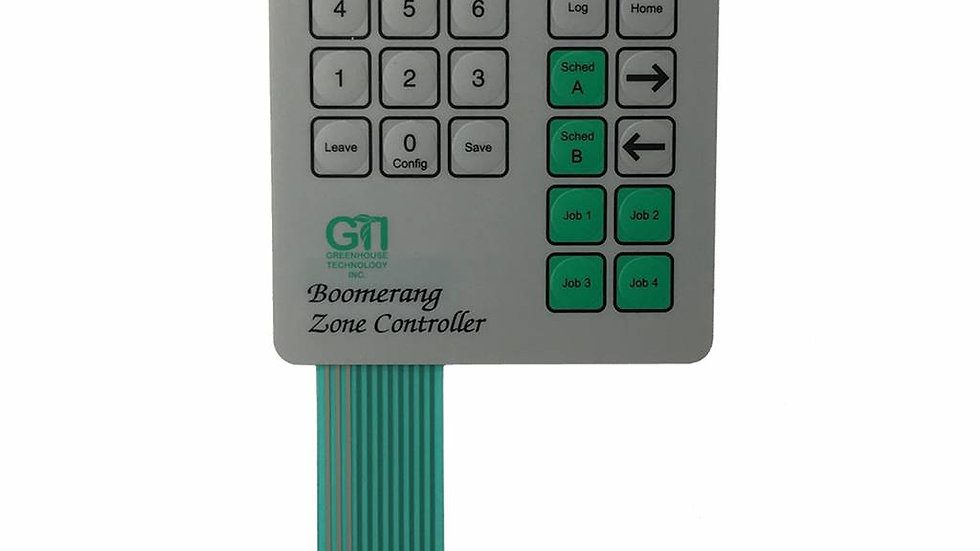 Zone Controller Keypad