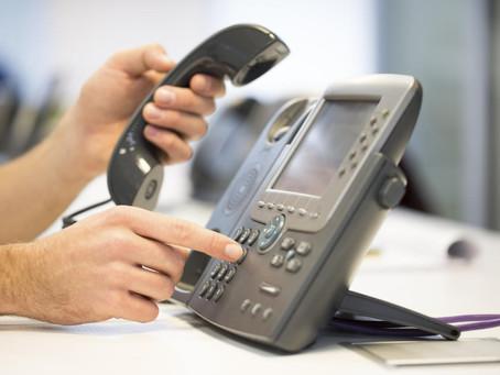 La vérité ragoûtante sur les téléphones de bureau