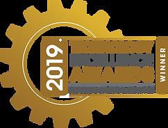 Tech Awards 2019  WINNER - Pharma-Medica