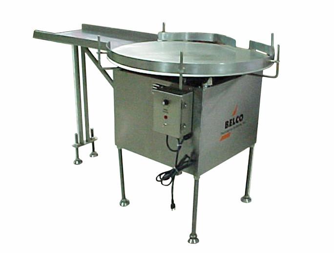 BLS 360 Stainless Steel Custom Accumulat