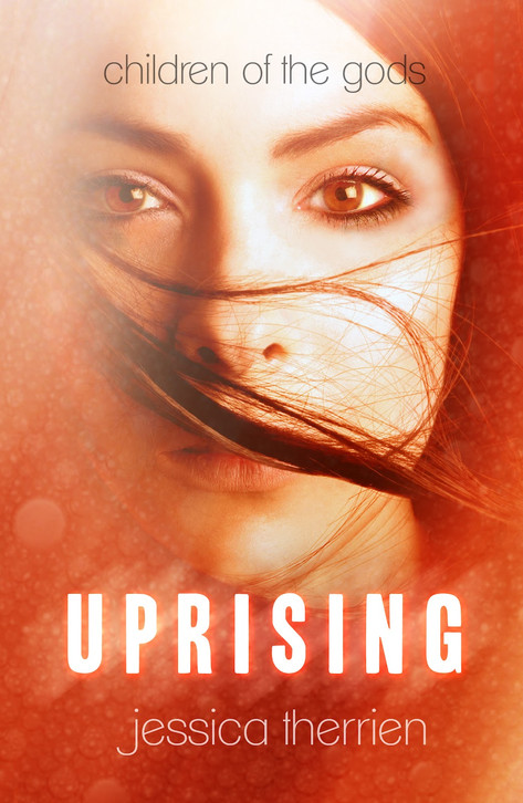 Book Cover Uprising 2# Author: Jessica Therrien)
