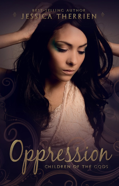 Book Cover Oppression 1# (Second Edition, Author: Jessica Therrien)