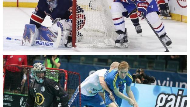 Fan de hockey, venez tester le floorball !