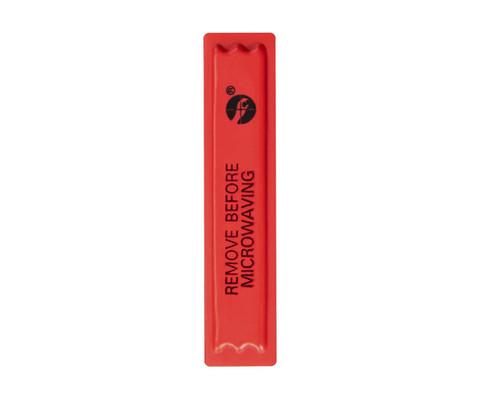 Sensormatic Ultra Strip III Microwavable Red