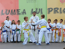 První Karate camp 2018 VIP Sport Clubu