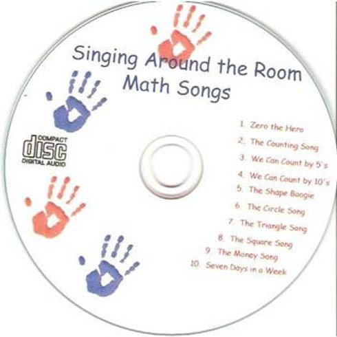 Math Songs CD