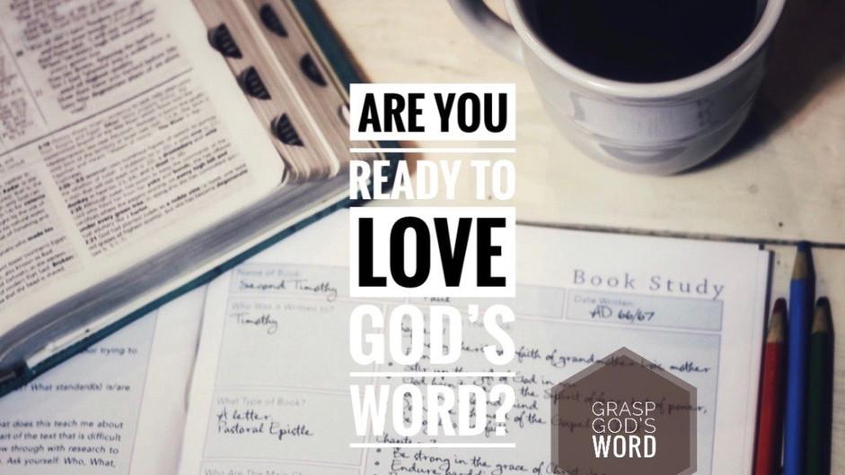 Bible Study Basic Training