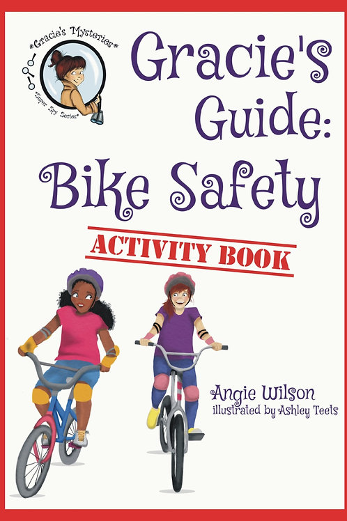 Gracie's Guide: Bike Safety