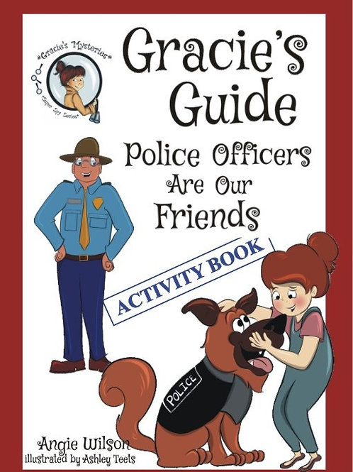 Police Officers Are Our Friends