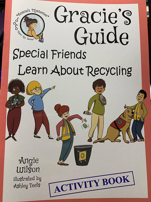 Special Friends Learn about Recycling