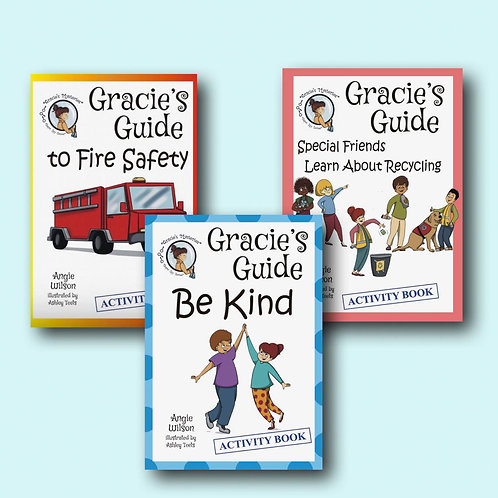 3 Newest Gracie's Guides