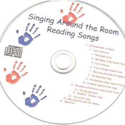 Reading Songs CD