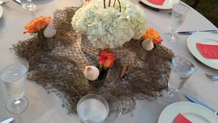 5 5x5 Decorative Fish Netting