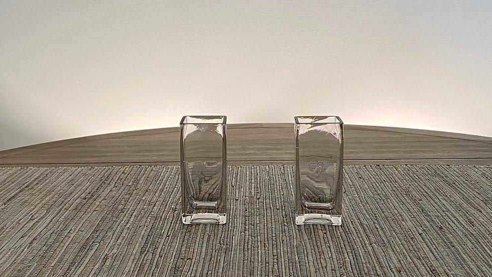 2 Small Unity Vases