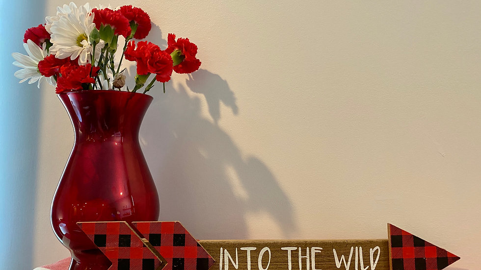Into The Wild Arrow
