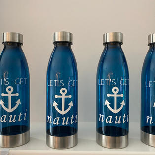 Bachelorette Water Bottles