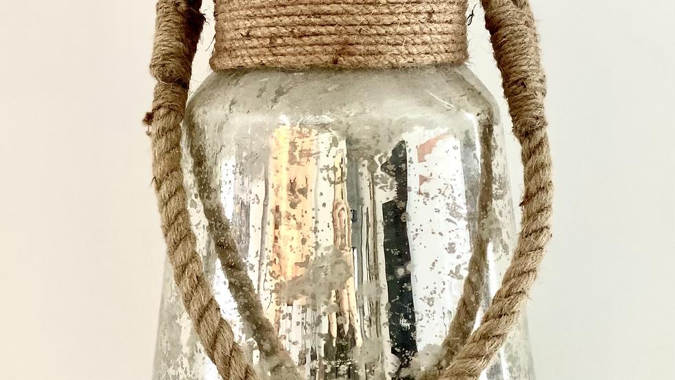 6 Medium Mercury and Rope Lanterns