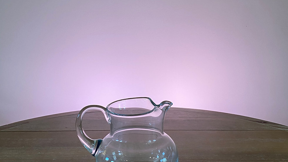 Small Water Pitcher