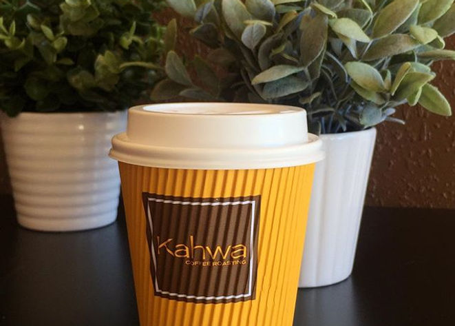Did you know that we serve _kahwacoffee