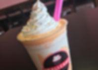 !!!Orange Creamsicle milkshake cupcake i