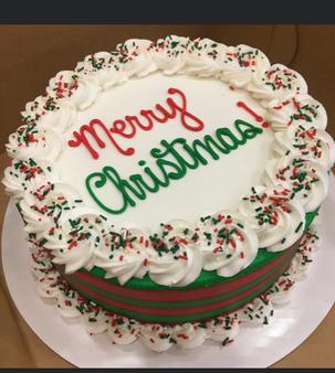 Merry Christmas Cake.png