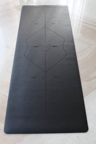 The Black Intention - Rubber Mat