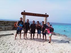 family dives