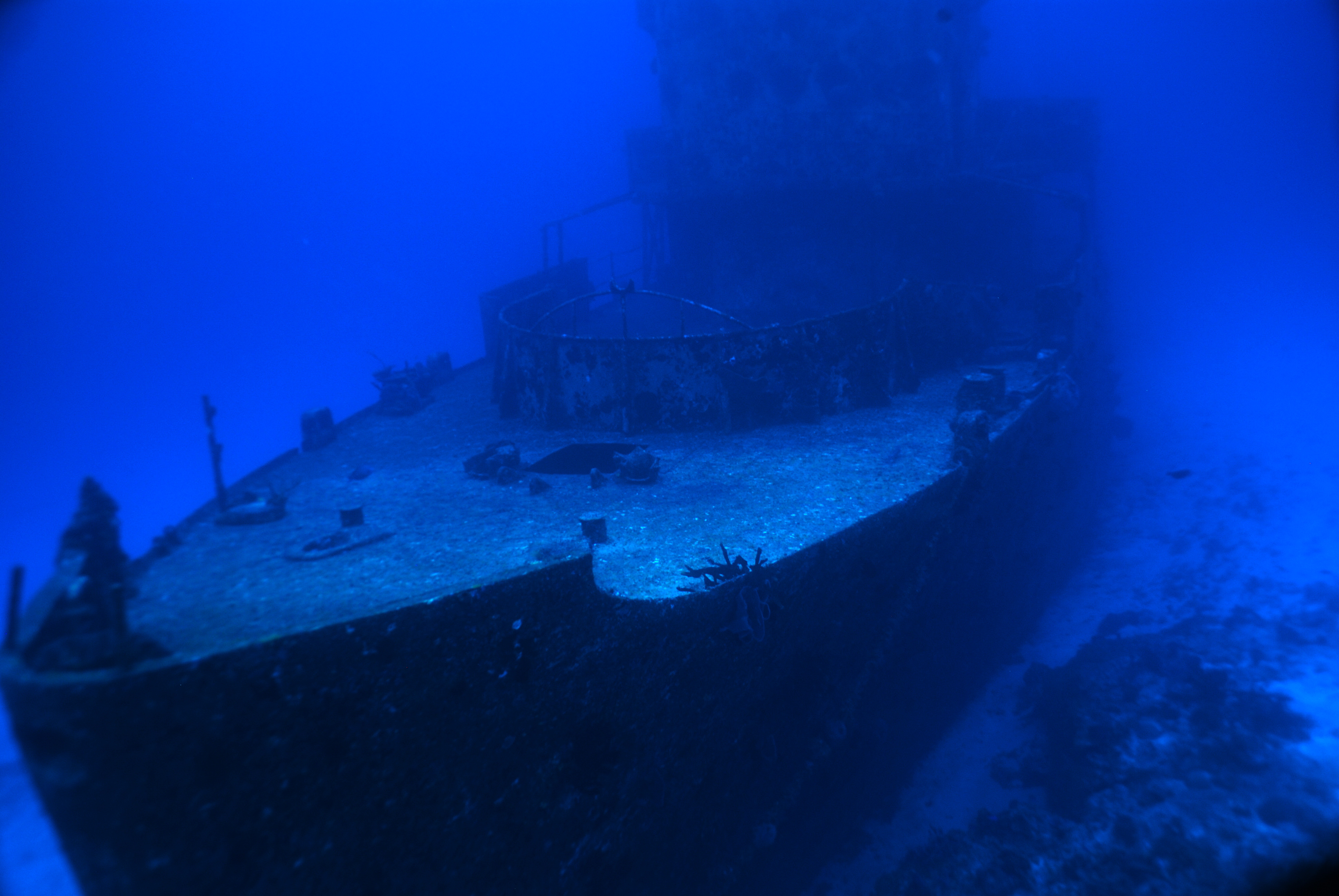 Wreck Diving in Cozumel