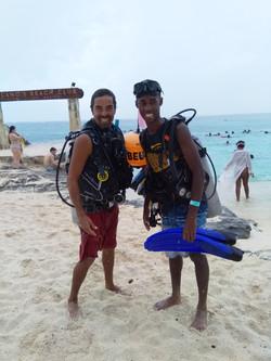 cruise trip at Cozumel