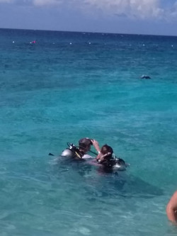 free scuba try out
