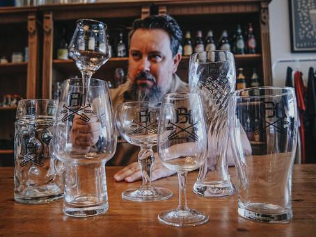 Os copos nossos de cada dia na visão de um cervejeiro