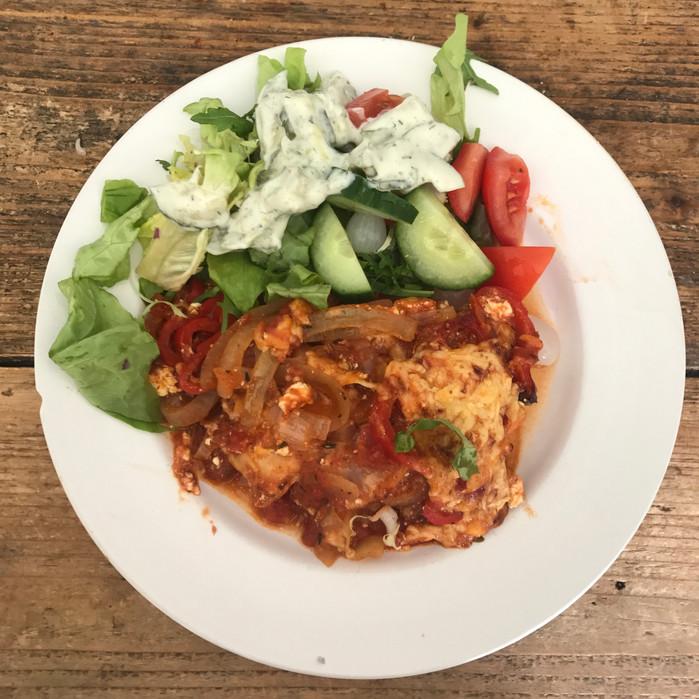 Recept - kha kip in tomatensaus