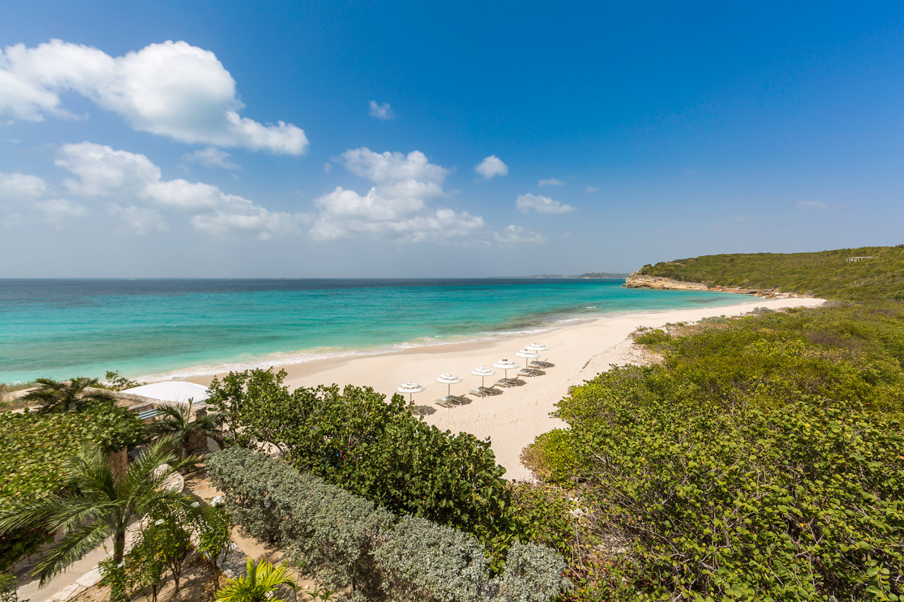 Santosha Villa Anguilla High View Beach