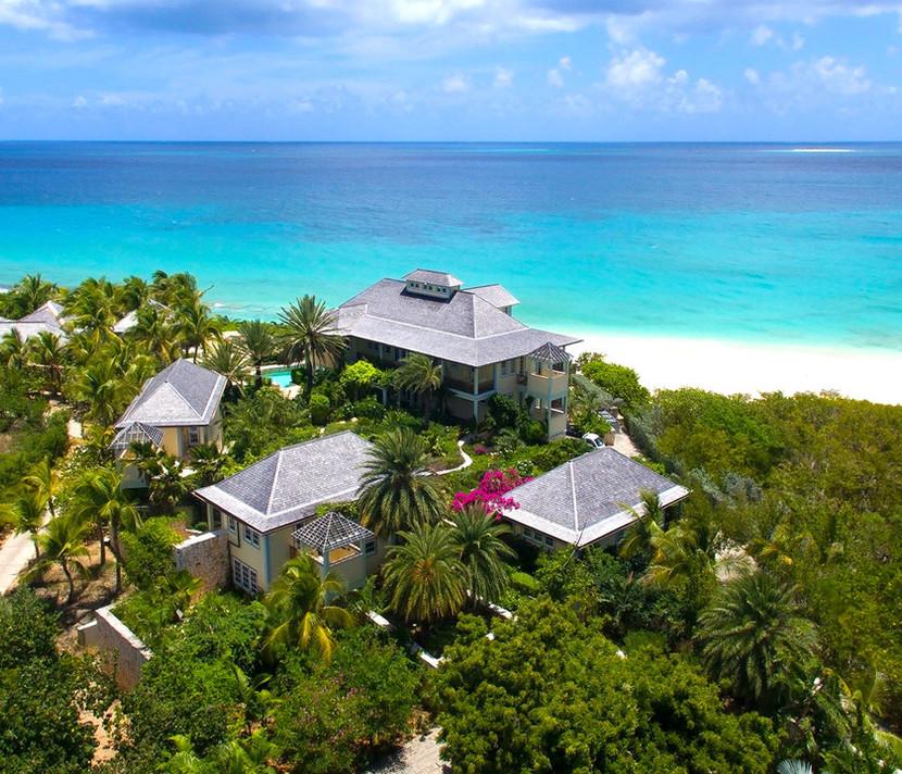 Santosha Villa Anguilla Long Baby Beach