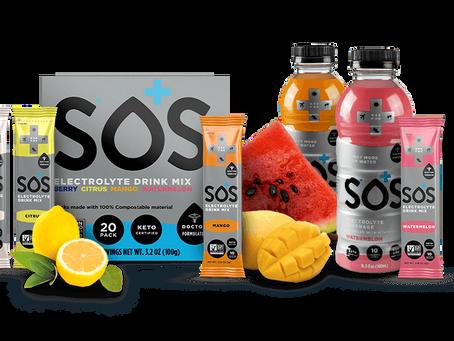 Ascendant Group Client SOS Hydration Partners With Original Shark Kevin Harrington