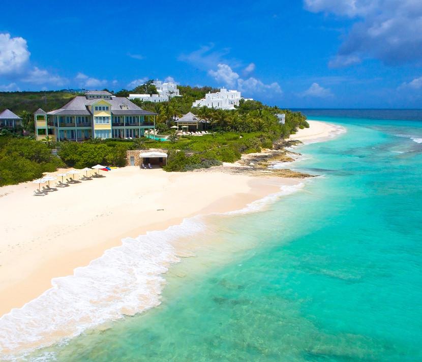 Santosha Villa Estate Anguilla With Long