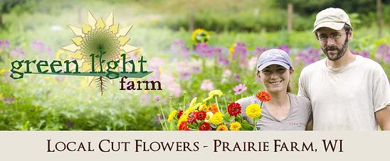 local cut flowers in prairie farm