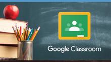 Volta às aulas com o Google Classroom
