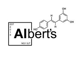 Alberts Draft NEW white