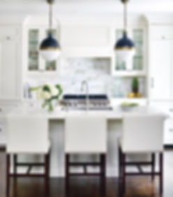 White kitchen, Pro Install Services