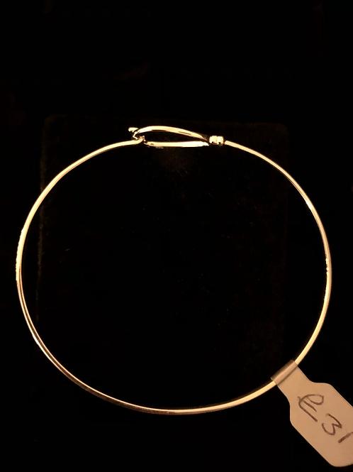 Hook over bangle