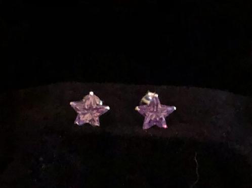 Lavender coloured stars