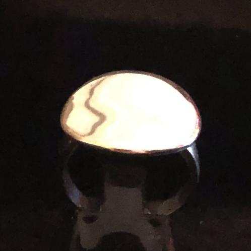 Plain circle ring