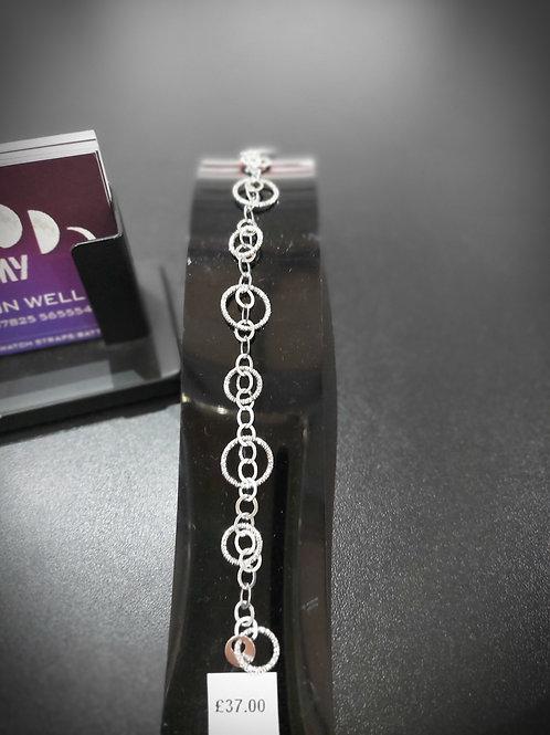 Sterling silver bracelets and bangles