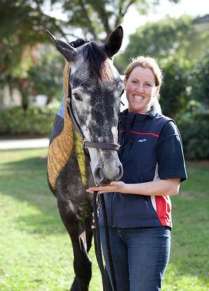 Gillian Higgins, horse anatomy, therapist, coach, professional
