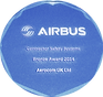 AIRBUS Quality awar for Aerocom